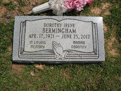 Dorothy Irene <i>Launius</i> Bermingham