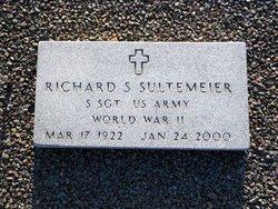 Richard Simpson Sultemeier