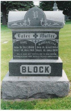 Margaretha <i>Wilfert</i> Block