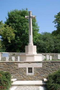 Ribecourt British Cemetery