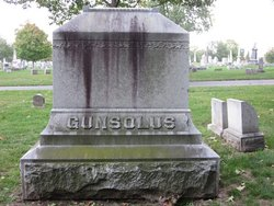 Mary <i>Brown</i> Gunsolus