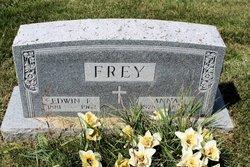 Anna <i>Ammann</i> Frey