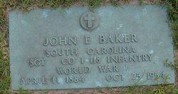 John E. Baker