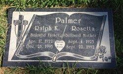 Rosetta Palmer