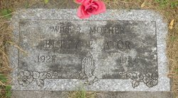 Betty Ella <i>Smith</i> Ator