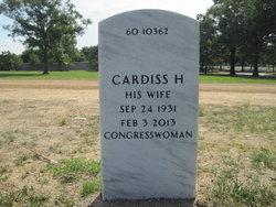 Cardiss Hortense <i>Robertson</i> Collins