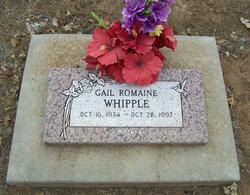Gail Romaine Whipple
