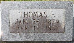 Thomas Edward Davis