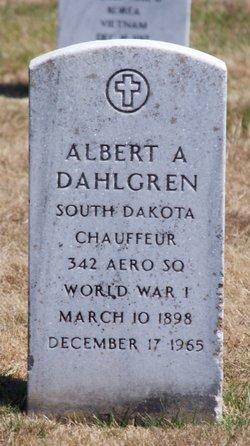 Albert A Dahlgren
