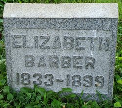 Mary Elizabeth Barber