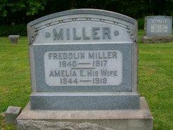 Amelia E Miller