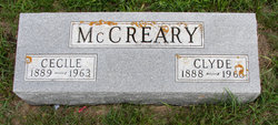 Cecile <i>Dudley</i> McCreary