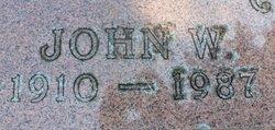 John W Barnes