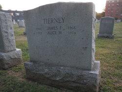 Alice M Tierney