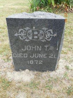 John T Butler