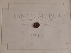 Rex Price Arthur, Jr