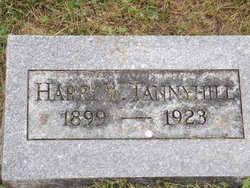 Harry W. Tannyhill