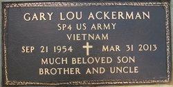 Gary Lou Ackerman