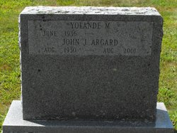 John J Agard