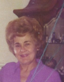 Magaret Peggy <i>Chaney</i> Hogan