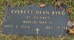 Everett Dean Byrd