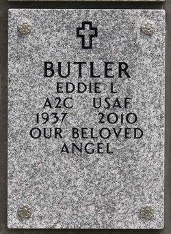 Eddie L Butler