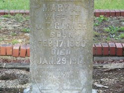 Mary A Garner
