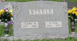 Glenn M Steele