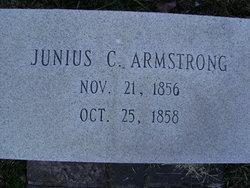 Junius C Armstrong