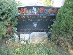 Alan Wayne Aldridge