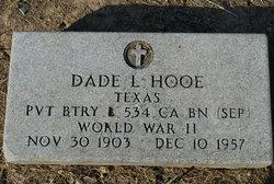 Dade Latrelle Hooe