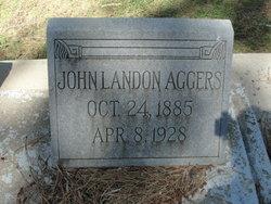 John Landon Aggers