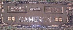 Betty Carter Kitty <i>Sheppard</i> Cameron
