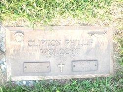 CWO Clifton P Wolcott
