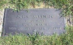 John Allen, Jr
