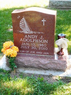 Andy Adolphson