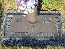 Robert John Benson