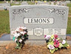 Allie Elene <i>Langley</i> Lemons