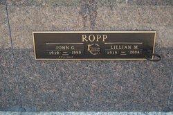 Lillilan M. <i>Hudson</i> Ropp