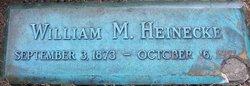 William Martin Heinecke