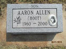 Aaron Hoot Allen