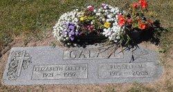 Elizabeth Betty <i>McMahon</i> Galati