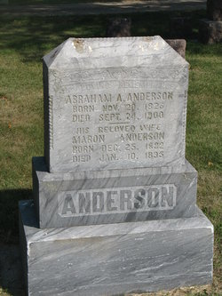 Abraham A. Anderson