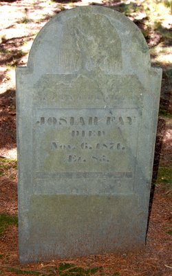 Josiah Fay