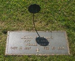 John E. Aellig