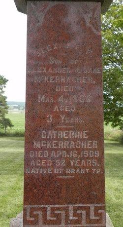 Alex J.F.F. McKerracher