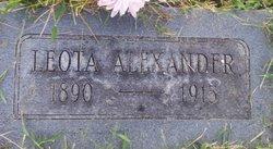 Leota Alexander