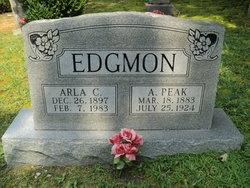 Abner Peak Edgmon