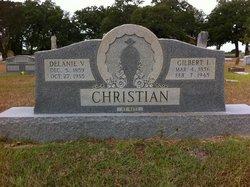 Delanie Victoria Lanty <i>Allison</i> Christian