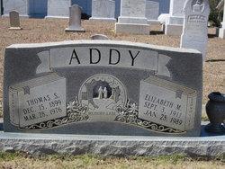 Elizabeth M. Addy